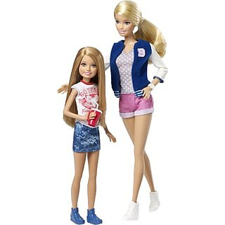 Barbie Sisters - Barbie and Stacie