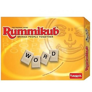 Funskool Rummikub Word Magic Board Game