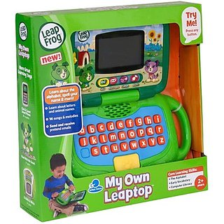 LeapFrog My Own Leaptop (Green)