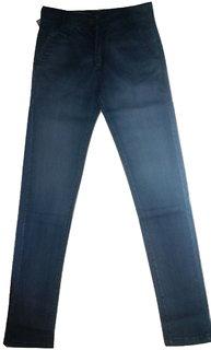 Rex Flu Men's Regular Fit Blue Jeans
