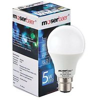 Moserbaer 5 W LED Bulb White
