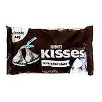 HERSHEYS KISSES Milk Chocolate In Classic Regular 226 Gram
