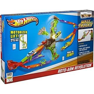 Hot Wheels Roto-arm Revolution