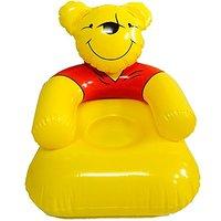 Suzi Honey Bear Inflatable Chair (Yellow Red)