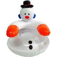 Suzi Iceman Inflatable Chair (White)