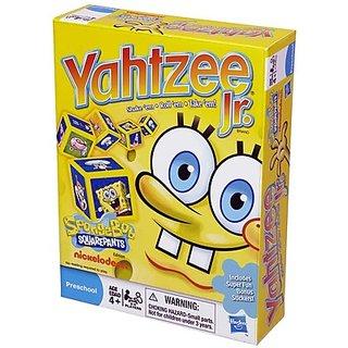 Funskool Yahtzee SpongeBob Board Game