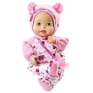 Little Mommy Bedtime Baby Doll