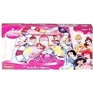 Funskool The Enchanted Slippers Board Game
