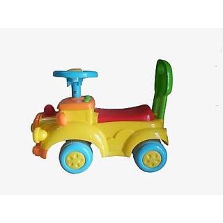 Suzi Loco Ride On Yellow (Yellow)