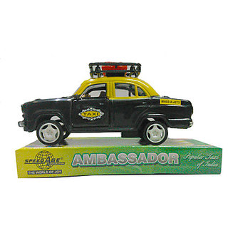 Speedage Ambassador Taxi Do PB (Multicolor)