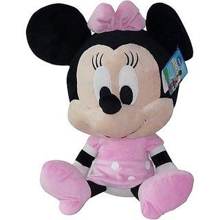 Disney Minnie Big Head 10 inch - 10 inch (Pink)