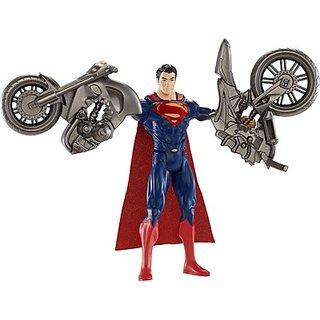Superman Man of Steel Split Cycle