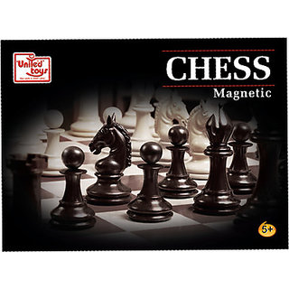 United Toys Chess Magnetic Board Game