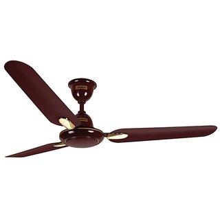 Luminous 1200MM Dhoom Brown Ceiling Fan