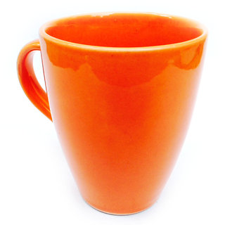 Jocular Elegant Coffee Mug Orange 1769