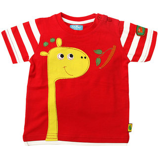 JusCubs Red Tee