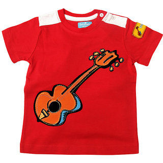 f5d846b88 Buy JusCubs Guitar Red Tee Online - Get 30% Off
