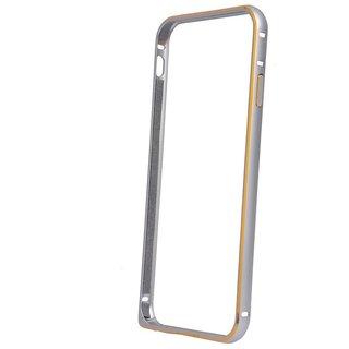 SFE Metal Bumper For Sony Xperia C4 -Silver