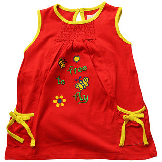 JusCubs Tunic- Free To Fly