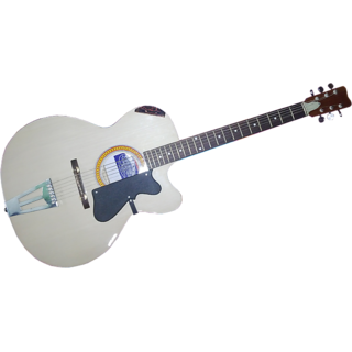 Acoustic Guitar available at ShopClues for Rs.5500