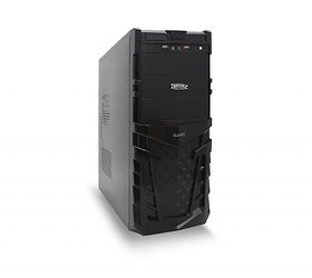 Desktop Pc Core I3 With 1 Tb (1000) Gb Hard Drive And 4 Gb Ram 3Yr Warrantywithout Dvd Writer