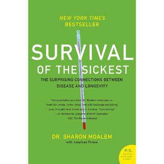 Survival Of The Sickest (English)(Paperback)