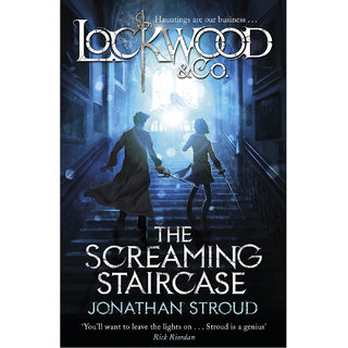 Lockwood  Co The Screaming Staircase