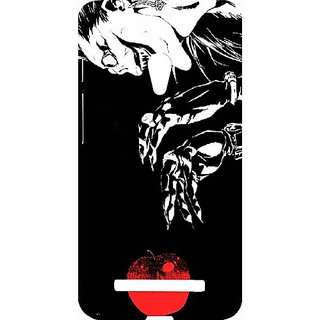 Casotec Death Note For Computer Design Hard Back Case Cover For Asus Zenfone 5
