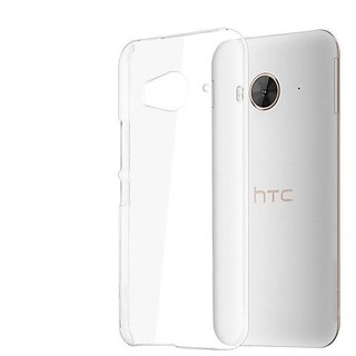 new product 73cae 78c60 Buy CrackerDeal Back Cover For Htc One Me Dual Sim (Transparent ...
