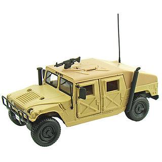 Maisto Humvee Scale 124 (Yellow)