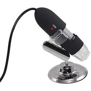 LED-USB-Digital-Microscope-Endoscope-Magnifier-Camera-Black-New