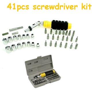 41 Pcs Tool Kit Set