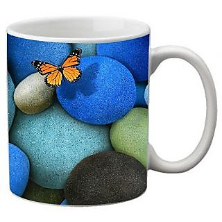 meSleep Butterfly Mug