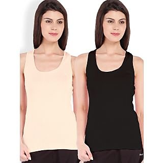 Beyouty Superior Cotton Tank top (Pack of 2)