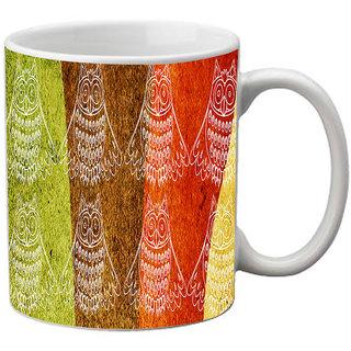 meSleep Owl Mug