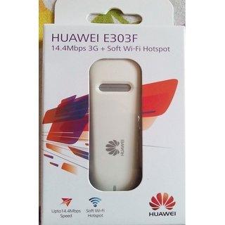 Buy Huawei E303F 14.4Mbps 3G + Soft Wi-Fi Hotspot Data Card