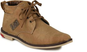Nee Mens Light Brown Boots