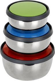 steel bowls ( 3 pc Set ) lovato