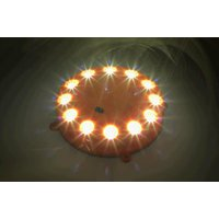 Mandarin Ultra Solar Lamp Pack Of 20 Pieces