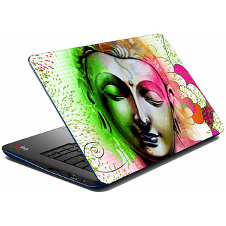 meSleep Saint Laptop Skin