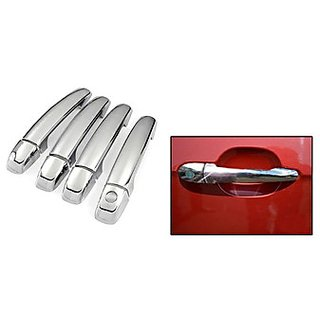 Takecare Chrome Catch Cover For Maruti Van /Omni