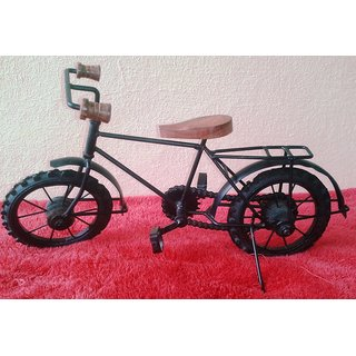 Wrought Iron Miniature Bicycle