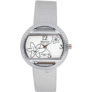 Small Butterfly Ladies Watch EFL-24-White