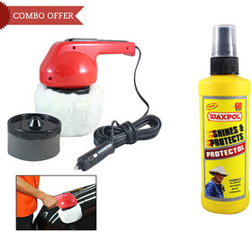 Best Price Coido 6003 Car Polisher Waxpol Car Polish 200Ml