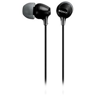 Sony MDR EX15  Black  Case   Cover