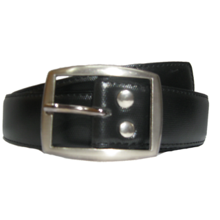 Exclusive Designer Black Belt