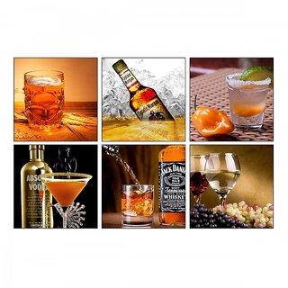 10 am Alcohol Coasters - Sunboard