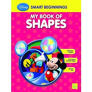 Smart Beginnings- My Books Of Shapes
