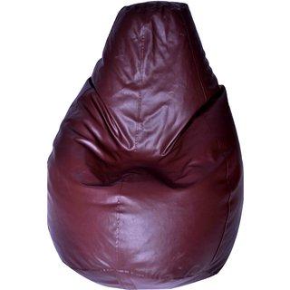 Brown Bean Bag Cover 2XLPBRNCOV