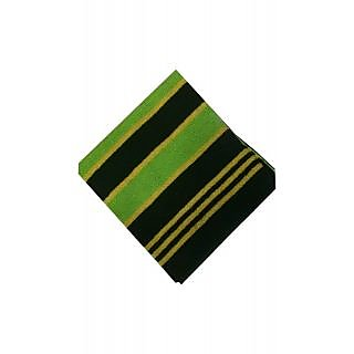 Welhouse India Soft and Comfertable Broad Stripes Bath Towel-(28 X 55 Inches).